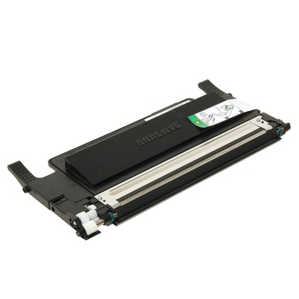 samsung clp 325w black toner cartridge genuine g1572. Black Bedroom Furniture Sets. Home Design Ideas