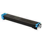 Sharp MX-3111U Cyan Toner Cartridge (Genuine)