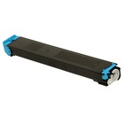 Sharp MX-2615N Cyan Toner Cartridge (Genuine)