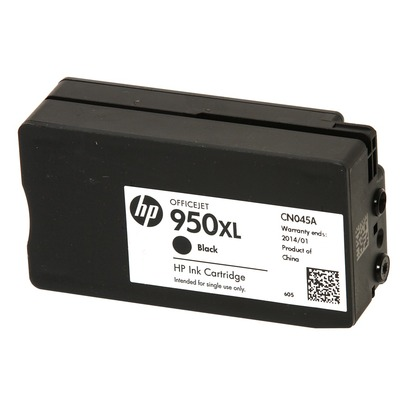 HP 950XL Black Ink Cartridge Genuine New