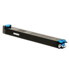 Sharp MX-5110N Cyan Toner Cartridge (Genuine)