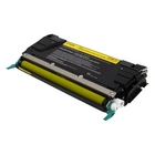 Lexmark C748E Yellow High Yield Toner Cartridge (Genuine)