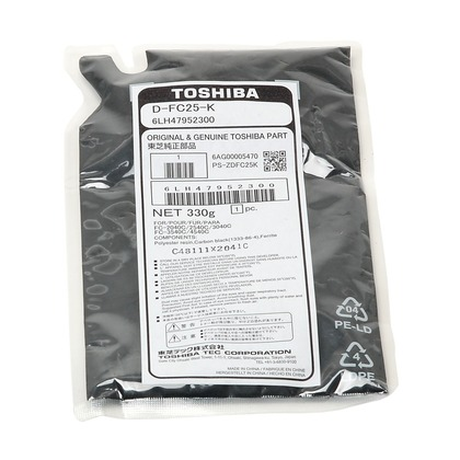 Black Developer for the Toshiba E STUDIO 2540C (large photo)