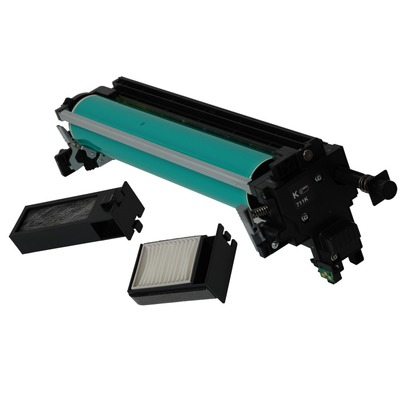 Konica Minolta A2X20RD Black Drum Unit with Ozone Filter (large photo)