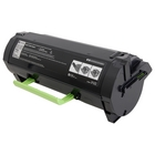 Lexmark MX610de Black High Yield Toner Cartridge (Genuine)