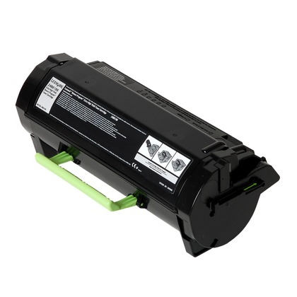 Lexmark 24B6186 Black Toner Cartridge (large photo)