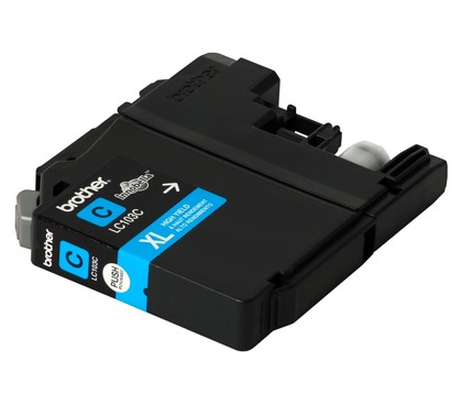 Innobella Cyan Ink Cartridge for the Brother MFC-J285DW (large photo)