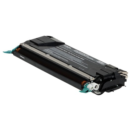 Lexmark 24B5807 Black High Yield Toner Cartridge (large photo)