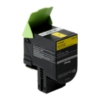 Lexmark 24B6010 Yellow High Yield Toner Cartridge
