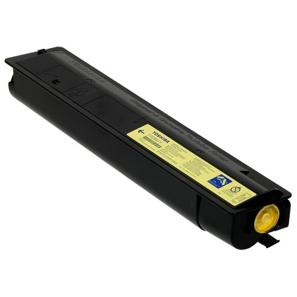 Yellow Toner Cartridge for the Toshiba E STUDIO 2555C (large photo)