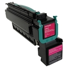 Lexmark XS795dte Magenta Toner Cartridge (Genuine)