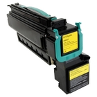 Lexmark XS795dte Yellow Toner Cartridge (Genuine)