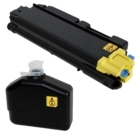 Kyocera ECOSYS M6535cidn Yellow Toner Cartridge (Genuine)