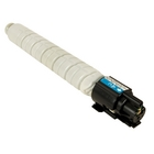Lanier MP C406 Cyan Toner Cartridge (Genuine)