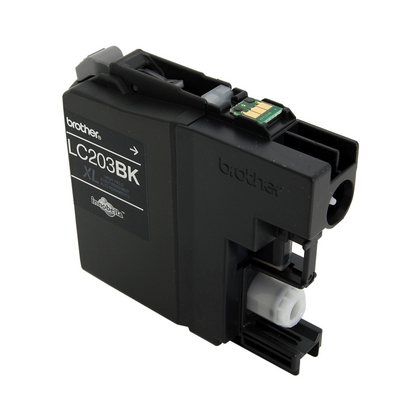 High Yield Black Ink Cartridge for the Brother MFC-J485DW (large photo)