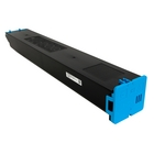 Sharp MX-3550V Cyan Toner Cartridge (Genuine)