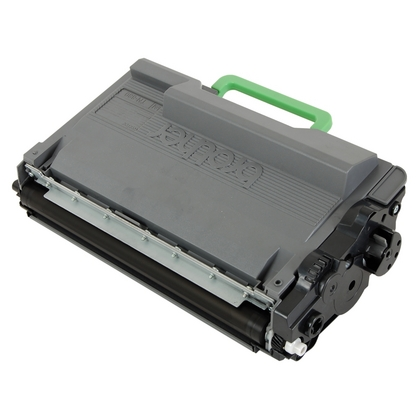Black Extra High Yield Toner Cartridge for the Brother HL-L6400DW (large photo)