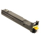 Konica Minolta magicolor 5550 Yellow High Yield Toner Cartridge (Genuine)