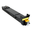 Konica Minolta magicolor 4650DN Yellow High Yield Toner Cartridge (Genuine)