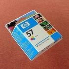 HP PhotoSmart 7350 Tri-Color Ink Cartridge (Genuine)