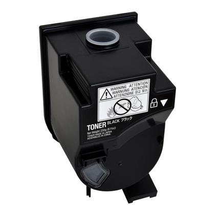 Konica Minolta Bizhub C350 Black Toner Cartridge W Ozone