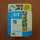 HP Color Copier 290 Regular Tri-Color Ink Cartridge (Genuine)