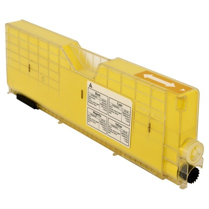 Yellow Toner Cartridge for the Ricoh Aficio CL3000 (large photo)