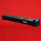Sharp MX-2700NJ Cyan Toner Cartridge (Genuine)