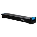 Sharp MX-2700N Cyan Toner Cartridge (Genuine)