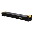 Sharp MX-2700N Yellow Toner Cartridge (Genuine)