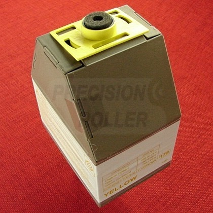 Yellow Toner Cartridge for the Ricoh Aficio 3245C (large photo)