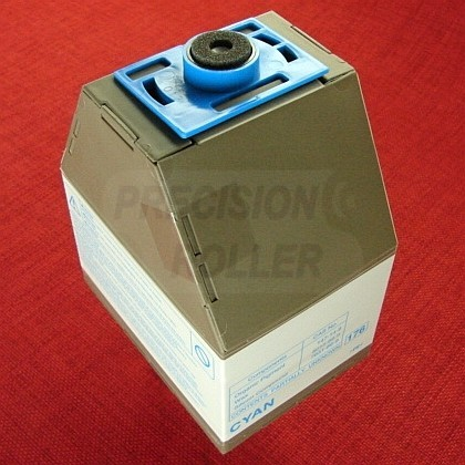 Cyan Toner Cartridge for the Ricoh Aficio 3245C (large photo)