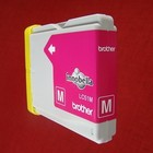 Brother intelliFAX-2580C Innobella Magenta Inkjet Cartridge (Genuine)