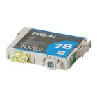 Epson Stylus Photo R260 Cyan Inkjet Cartridge (Genuine)