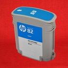 HP DesignJet 815MFP Q1279A Cyan Ink Cartridge  G9601