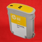 HP DesignJet 120 Yellow Ink Cartridge (Genuine)