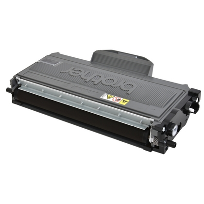 Black High Yield Toner Cartridge for the Brother MFC-7440N (large photo)