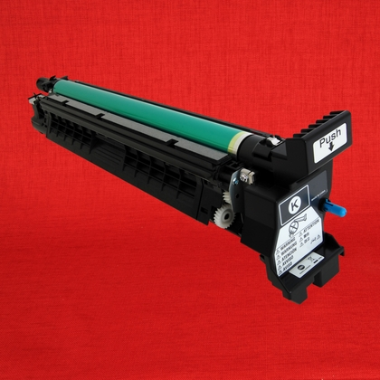 Black Imaging Unit for the Konica Minolta bizhub C252 (large photo)