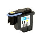 HP DesignJet 10ps Yellow Ink Printhead (Genuine)