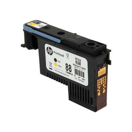 hp officejet pro l7650 black and yellow printhead genuine j6038 rh precisionroller com