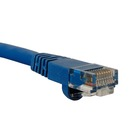 3' Cat5e Ethernet Patch Cable, Blue (large photo)