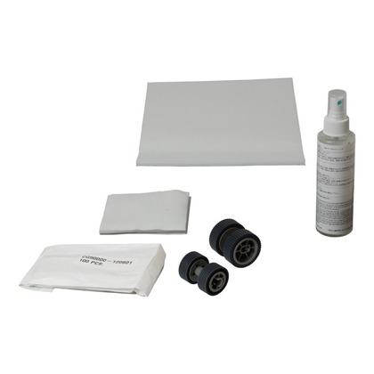 ScanAid Cleaning and Consumable Kit for the Fujitsu fi-6240Z (large photo)