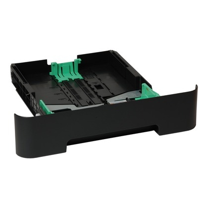 250 Sheet Replacement Paper Tray (Black) for the Brother MFC-7460DN (large photo)