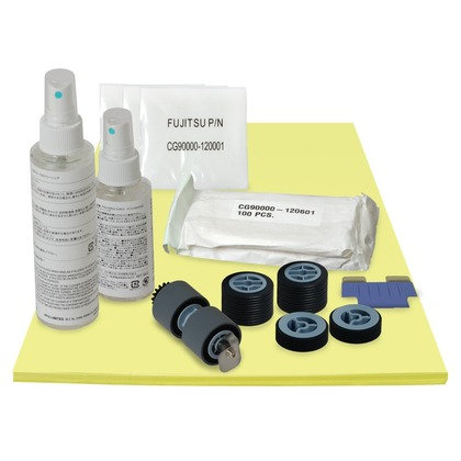 ScanAid Cleaning and Consumable Kit for the Fujitsu fi-5950 (large photo)