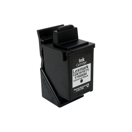 Black Ink Cartridge for the Lexmark 7000 (large photo)