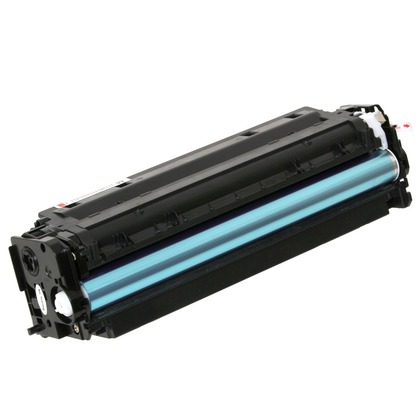 Cost-Saving Compatible® Black Toner Cartridge for use in HP Color LaserJet  CP2025