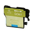 Brother DCP-585CW Cyan Inkjet Cartridge (Compatible)