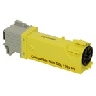 Dell 1320c Yellow High Yield Toner Cartridge (Compatible)