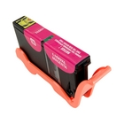 Lexmark Interact S605 Magenta Ink Cartridge (Compatible)