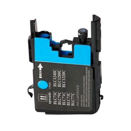 High Yield Cyan Ink Cartridge for the Brother MFC-J425W (large photo)